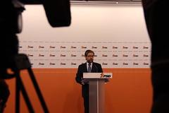 Marco António Costa em Declaração à Imprensa