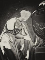 20150419-0130-Edit-2 (www.cjo.info) Tags: england people blackandwhite bw woman london monochrome cemetery stone digital blackwhite europe unitedkingdom decay stonework victorian olympus carving software fujifilm technique derelict manualfocus europeanunion westerneurope kensalgreen magnificentseven kensalgreencemetery magnificent7 gravegraveyard silverefexpro xmount silverefexpro2 olympuspenfgzuikoautos40mmf14 xfmount penfmount fujifilmxe1 nikcollection magnificentsevengardencemeteries
