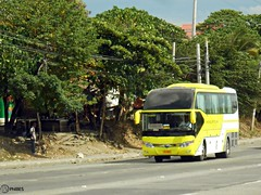 Bachelor Tours 485 (Monkey D. Luffy 2) Tags: road city bus public photography photo coach nikon d philippines transport vehicles transportation coolpix vehicle society davao coaches philippine enthusiasts yutong yuchai philbes zk6127h