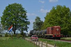 07.05.2016 (XIII); VSM dieseltrip (chriswesterduin) Tags: 116 eerbeek apeldoorn 2200 loenen 2299 beekbergen 2400 636 vsm 2412 2530 2459 oersik