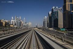 Dubai Metro (Rohaan Ali Photographics) Tags: dubai metro ali photographics rohaan