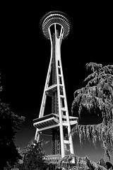 Space Needle, 400 Broad Street, Seattle, Washington, U.S.A. / Architect: John Graham & Associates / Completed: 1962 / Renovations: 2000 / Renovations Architect: Callison Architecture, Inc. / Architectural Style: futurism (Lago Tanganyika) Tags: seattle usa architecture washington futurism spaceneedle jorgemolina johngrahamassociates nikond3300 400broadstreet callisonarchitectureinc