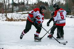 RD1_0570 (rick_denham) Tags: canada hockey goalie puck stcatharines defense forward on