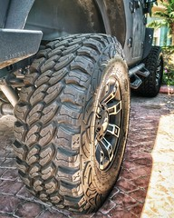 Jeep Wrangler 💪 (Eng.Abed91) Tags: sunset sun art cars love car jeep jeddah hdr ksa iphone wrangler سيارات فن تصويري السعودية جدة جيب ايفون iphoneonly iphone5s