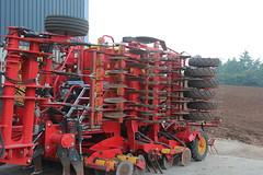 Impressive piece of farm machinery (Buster&Bubby) Tags: walking unitedkingdom cotswolds farmmachinery
