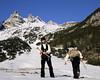 wandergesellen (sharpals) Tags: schnee bayern outdoor berge garmisch zugspitze partenkirchen kluft bergsteiger bavyria reintal bersteigen wandergesellen