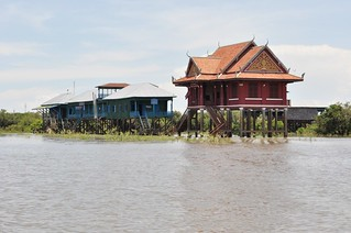 lac tonle sap - cambodge 2014 12