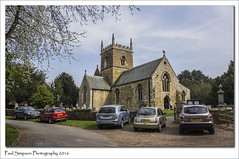 St Edmunds, Riby, Lincolnshire (Paul Simpson Photography) Tags: trees building tower cars church nature religious spring religion lincolnshire visitor stedmunds openweekend photosof imageof photoof riby westlindsey sonya77 paulsimpsonphotography may2016 churchesfest16
