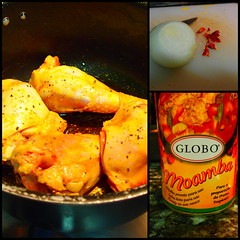 Fry the chicken (rgrant_97) Tags: food cozinha africana moamba galinha chicken kitchen cokkery