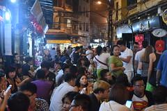 (Linas G) Tags: street asia traffic vietnam hanoi oldquarter