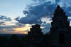 AK_PhnomBakheng_21 (chiang_benjamin) Tags: sunset sky tower clouds temple cambodia angkorwat phnombakheng