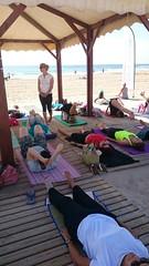 hatha yoga Hibernis Mare 22 mayo 2016 (23) (Visit Pilar de la Horadada) Tags: yoga playa alicante roller invierno recharge hatha patinaje costablanca voley zumba ludoteca pilardelahoradada vegabaja milpalmeras hibernismare