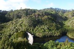 Upper Karori Reservoir (Andos_pics) Tags: newzealand dam reservoir wellington karori zealandia
