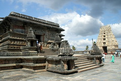 Chennakeshava Temple, Belur. (Sanjay P. K.) Tags: india karnataka belur hoysala
