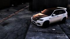GTA 5 BMW X5 (ADinvom) Tags: gta 5 bmw x5 screenshot panorama tuning stance ghetto summer screen drift parking game gaming outdoor sunset