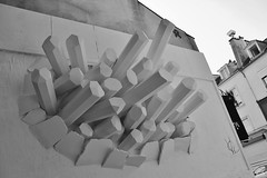Stphane Parain_7222 rue Oberkampf Paris 11 (meuh1246) Tags: streetart paris mur paris11 rueoberkampf stphaneparain