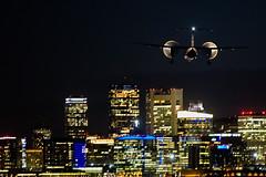 Dash ! (cvillandry (Instagram & Twitter @cvillandry)) Tags: boston aviation loganairport