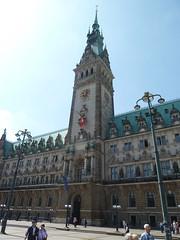Hamburg Rathaus (flem-kjem) Tags: cityhall hamburg rathaus rdhus