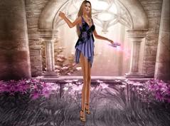 { ANAMARKOVA } AMELIE (Ellie Shepard (SSMA Model)) Tags: secondlife slink sexy summerstyle tall fashion beautiful wonderful model modeling makeup maitreya amazing anamarkova catwa blogger brown goddess
