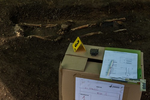 Exhumación en El Pando (León) (18)