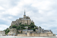 Mont Saint Michel (Alejandro Gonzlez Amador) Tags: sea naturaleza france nature saint de cycling la mar tour ciclismo normandie michel francia mont manche astana movistar mancha tdf tinkoff normanda