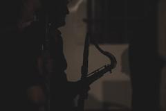 Visioni Sonore 029 (Cinemazero) Tags: jazz biblioteca chiostro pordenone busterkeaton cinemamuto jorisivens cinemazero zerorchestra visionisonore claudiocojaniz giannimassarutto massimodemattia