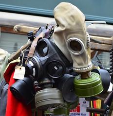 Gas Masks (pjpink) Tags: portobello market portobellomarket nottinghill london england britain uk may 2016 spring pjpink
