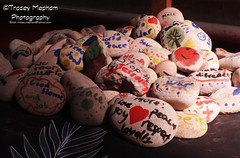 Hopes and dreams - pebbles 3 (traceymepham) Tags: church easter children photography worship child cross god stones jesus pebbles hampshire andover want dreams hopes wishes wants activity tracey mepham