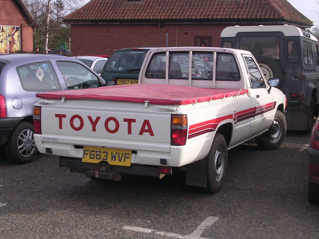toyota hilux toyotahilux