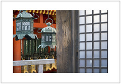 Lanterns Kasuga-taisha Shrine (Pictures from the Ghost Garden) Tags: japan shrine lanterns nara dslr shinto kasugataisha 18105mm d7100