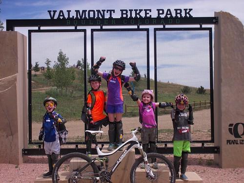 Photo - Avid 4 Adventure at Valmont Bike Park