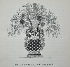 The Translator's Preface and Engraver's Device - The Thousand and One Nights 1839 (AndyBrii) Tags: entertainment nights arabian 1001nights 1841 edwardlane williamharve1839
