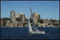 03- Sailing on Sydney Harbour=