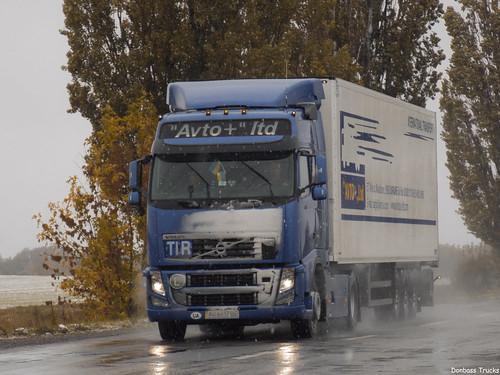 """Volvo Fh 13 """"Auto+Ltd"""" (ua)"""