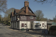 The Black Horse Pub By Steve Kitchener (Celebrating Tring) Tags: 06 mikep mbass pubshotels