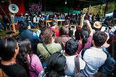 20150502_134804_Mx_Oventik_Hommage_Villoro_y _Galeano_w1024_par_ValK (ValK.) Tags: france mexique hommage fr caracol oventic valk homenaje ezln oventik zapatismo bonpiedbonoeil zapatisme mexico chiapas luisvilloro maestrogaleano