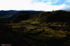 Las arrugas de la pachamama (@cheloutdoor) Tags: camping paisajes canon rebel ecuador paz paisaje viento dia nubes 1855mm frio belleza experiencia quilotoa serrania 550d relajación amacer t2i