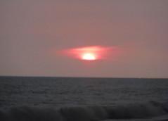 storm_sunset_4583 (Manohar_Auroville) Tags: sunset sea india storm beach rain kerala varkala rainstorm luigi fedele manohar