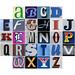 Alphabet 60