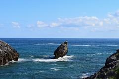 Pen en Buelna (josean0310) Tags: naturaleza azul mar paisaje airelibre acantilados