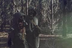 Soviet GP-5 NBC gas mask (theimmortalsoul) Tags: west nbc mask ukraine gas jacket alpine german soviet russian gp5