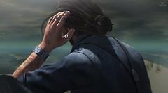 Skip~Just a day off.... (Skip Staheli (Clientlist closed)) Tags: sea water fashion skies kunst avatar jewelry sl digitalpainting secondlife dreamy windlight virtualworld inworld skipstaheli deadwool kunsthimmel jayteddermurs
