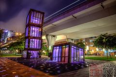 IMG_0106 (Edward Ha) Tags: canon hongkong nightscene   kwuntong   kwuntongferrypier kwuntongpromenade