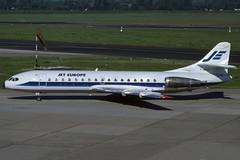 F-BMKS (Jet Europe) (Steelhead 2010) Tags: caravelle freg sudaviation dus se210 fbmks jeteurope se21010b