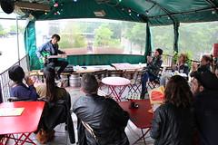(buskinlondon) Tags: music paris france london eurostar guitar gig performance busking
