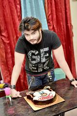 armaan hashmi (armaan_hashmi) Tags: world birthday boy party white hot cute cake mouse model good chocolate handsome hunk fair mickey most hero times khan celebrate bangladesh arman hashmi armaan armaanhashmi