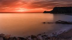 LE Sunset (Massimo Buccolieri) Tags: longexposure sunset zonsondergang tramonto sonnenuntergang prdosol solnedgang solnedgng coucherdusoleil  lapuestadelsol  solisoccasum