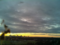 Sydney 2016 May 28 17:03 (ccrc_weather) Tags: sky evening outdoor sydney may australia automatic kensington unsw weatherstation 2016 aws ccrcweather