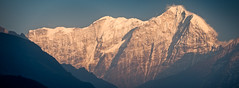 Mountains around Namche Bazar, Himalayas, Nepal (CamelKW) Tags: nepal mountains himalayas namchebazar 2016 everestpanoram