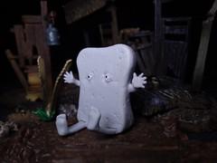 Nurikabe (ridureyu1) Tags: toy toys actionfigure ghost goblin demon kitaro kaiyodo netsuke furuta youkai yokai toyphotography nurikabe monogatari japanesefolklore jfigure japanesemythology hyakki hyakkiyako nightparadeofahundreddemons sonycybershotsonycybershotdscw690 kiitaro hyakkiyago hyakkiyagyo gegegenokitaroshigerumizuki